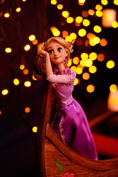 And it's warm and real and bright And the world has somehow shifted Rapunzel OOAK doll The Boat is handmade Completed : May 2017 Princesa Disney Frozen, Disney Princess Frozen, Disney Rapunzel, Disney Dolls, Disney Art, Frozen Movie, Disney Princess Pictures, Disney Princess Quotes, All Disney Princesses