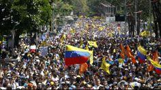 20.02.14 BBC - En fotos: escenas de una semana convulsa en Venezuela