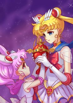 Discovered by D-Linku Animes. Find images and videos about sailor moon, usagi tsukino and chibiusa on We Heart It - the app to get lost in what you love. Sailor Moon Crystal, Sailor Moon Stars, Sailor Moon Fan Art, Sailor Moon Character, Sailor Moon Y Darien, Sailor Moom, Sailor Moon Usagi, Kuroko, Boruto