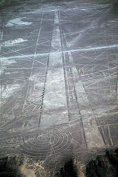 The Nazca Lines are a series of ancient geoglyphs located in the Nazca Desert in southern Peru. They were designated as a UNESCO World Heritage Site in 1994.