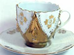 Royal Stafford Tea Cup and Saucer, Tea Set, Antique ...
