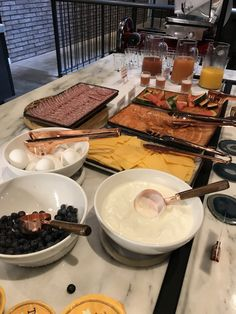 Checking In: The Canopy Hilton - Portland, Oregon - Breakfast Buffet, Travel Design, Portland Oregon, Couple Pictures, Canopy, Eat, Ethnic Recipes, Food, Morning Breakfast