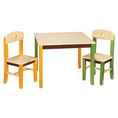 热销特价实木儿童桌椅套装幼儿园桌子木质宝宝学习桌玩具桌子椅 Goods Chiana