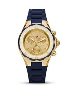 Michele Tahitian Jelly Bean Large, 39mm