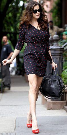 Celebrity style - Inspired classic work wear wardrobe staples