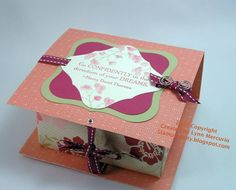 Box of Wishes by Lynn in St. Louis - Cards and Paper Crafts at Splitcoaststampers - Origami Box technique at http://www.splitcoaststampers.com/forums/try-new-technique-f44/tlc203-origami-box-t410418.html; all the samples using this technique at http://www.splitcoaststampers.com/gallery/showgallery.php?cat=all=TLC203=keywords