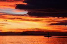 Sunset by Vanessa  Arellano, via 500px