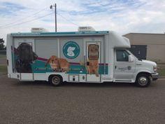 OKC Animal Welfare unveils new mobile pet adoption unit   Red Dirt Report
