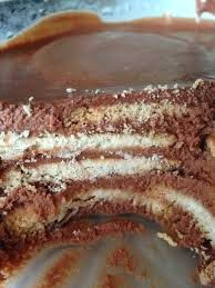 """Me Encanta el Chocolate: RECETA SENCILLA """"MARQUESA DE CHOCOLATE"""""""