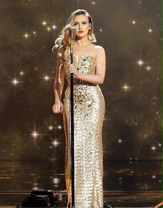 Perrie Edwards Royal Variety Show