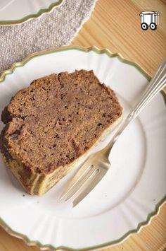 Bezglutenowe ciasto czekoladowe z bananami