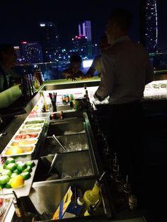 Quầy pha chế OMG bar - khách hàng tiêu biểu của Toàn Phát. LH 0902 680 199 (Mr Kiên)