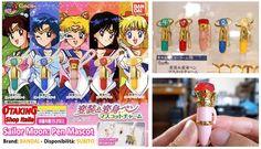 """""""Sailor Moon: Pen Mascot"""" SUBITO DISPONIBILI IN PRONTA CONSEGNA! Per info e per acquistarle clicca qui--> https://www.facebook.com/otakingshopitalia/photos/a.643132709150215.1073741833.643117879151698/726373237492828/?type=3&theater Consegna gratuita a mano su ROMA o spedizione tracciata con arrivo in 2-3 giorni!"""