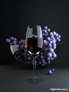 "Red Wine (you find more on our board ""delicious food from around the world)"