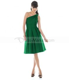 clean lines... go to the link to see other colors Bridesmaid dress