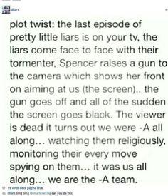 Most creepy plot twist ever!
