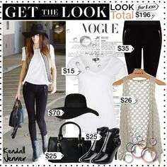 Get The Look for Less: Kendall Jenner