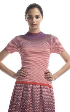 Degradé Knit Top by Missoni for Preorder on Moda Operandi