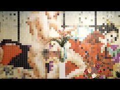 Interview with Tobias Rehberger at Fondation Beyeler at Art Basel Miami Beach 2015 | VernissageTV Art TV