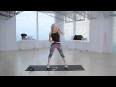 tracy anderson arm workout w/ weights