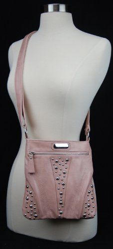 c2eb04660e2c Amazon.com  Brand New Cross Body Bag Womens Shoulder Purse w Adjustable  Strap Genuine