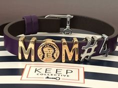 Proud sports mom! Design your own today!  www.keep-collective.com/soc/zq7ia