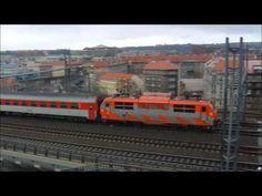 Lokomotivy řady v roce 2011 (FHD)