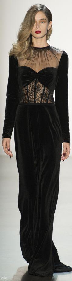 Tadashi Shoji Fall 2018 Ready-to-Wear Women's Runway Fashion, Fashion 2018, Couture Fashion, Womens Fashion, High Fashion, Evening Party Gowns, Evening Dresses, Gala Dresses, Nice Dresses
