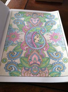 I love coloring! From my new traditional henna design coloring book. Adult Coloring, Coloring Books, Coloring Pages, Traditional Henna Designs, Graph Paper Drawings, Mehndi Designs, Art Therapy, Paisley, Entertaining