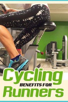 Cycling benefits for runners, why it's a great cross training option or when injured for staying on track Cycling For Beginners, Cycling Tips, Cycling Workout, Road Cycling, Cycling Art, Road Bike, Spin Bike Workouts, Running Workouts, Cross Training For Runners