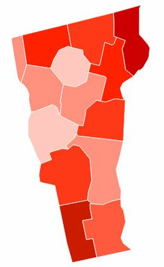 #Vermont registered sex #offenders map