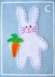 diy Easter garland!