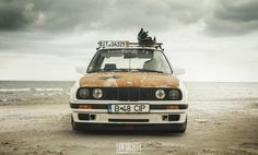 Photograph Rusty E30 by Ciprian Mihai on 500px