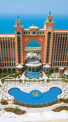 #Atlantis_The_Palm_Hotel & #Resort in  #Dubai - #UAE http://en.directrooms.com/hotels/info/3-17-87-14127/