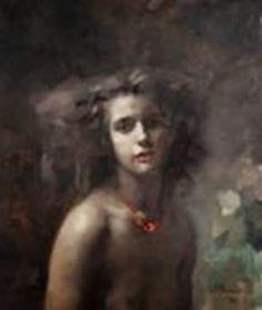 ~ Ambrogio Antonio Alciati ~ Italian artist, 1878-1929