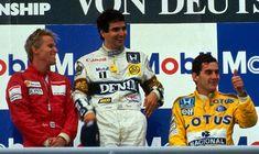 🏆🏁 🚦🇩🇪 #formula1 #f1 #formulaone #race #racing #germanyGP #onthisday #bestoftheday #accaddeoggi Il #26luglio 1987, Piquet si aggiudicò il GP di Germania e scavalcando Senna, nella classifica generale. Secondo posto per Johansson davanti a Senna