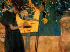 """""""Musique"""" Gustav Klimt"""