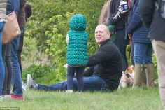 Mike has previously spoken about his daughter's lively personality and said that he and Zara are more than happy to encourage it Mike Tindall, Visit Canada, Royal Engagement, Second Child, British Royals, Equestrian, 30th, Personality, Zara
