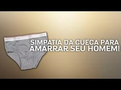 SIMPATIA DA CUECA PARA AMARRAR O SEU HOMEM! - YouTube Youtube, Swimwear, Salvador, Diana, Pray, Magick, Places, Tone It Up, Beautiful Flowers