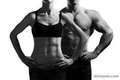 H.I.I.T. (High Intensity Interval Training) Your Abs Workout - get results with this workout via #SkinnyMs