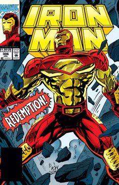 Iron Man (1994 - Iron Man #306)