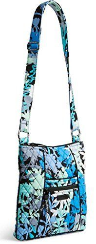 Women's Cross-Body Handbags - Gorgeous Vera Bradley Hipster Crossbody BagPurse in Camofloral *** Check out the image by visiting the link.
