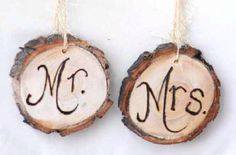 Mr & Mrs!