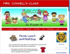 Using Weebly to Start a Classroom Website by Genia Connell