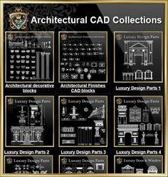 All Interior Design Blocks