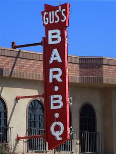 Gus's Bar B Q....Pasadena, California