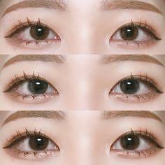 Top Tips For Taking Care Of Your Skin - Beauty Skincare Products Uzzlang Makeup, Kiss Makeup, Makeup Inspo, Makeup Eyeshadow, Makeup Inspiration, Beauty Makeup, Makeup Looks, Korean Makeup Look, Korean Makeup Tips