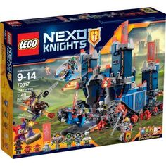 Lego Nexo Knights The Fortrex 70317, Multicolor