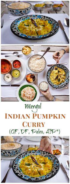 Mergol. Indian Style Pumpkin Curry (GF, DF, Paleo, AIP*)