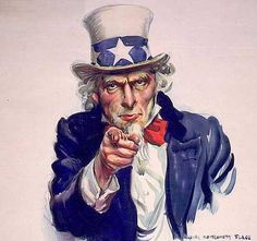 On this day 09/07 in 1813, the United States gets its nickname, Uncle Sam. The name is linked to Samuel Wilson, a meat packer from Troy, N.Y., who supplied barrels of beef to the U.S. Army during the War of 1812. We love you, Sam!